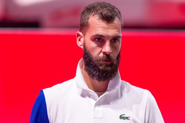 Paire banned from Olympics