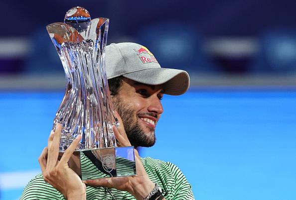 Berrettini pockets Belgrade title