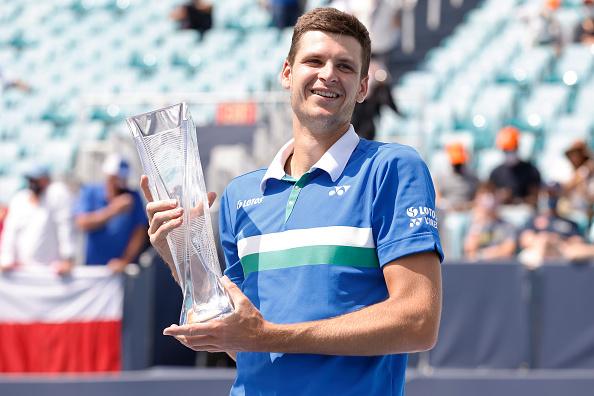 Hurkatcz captures Miami title