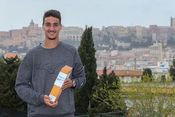 Sonego wins in Sardinia