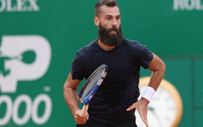 A bumpy start to Monte Carlo Masters but Evans lifts British hopes.