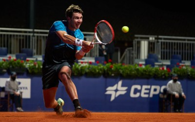 Norrie off to a good start in Barcelona