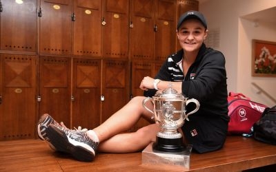 Barty leads strong field for Paris title