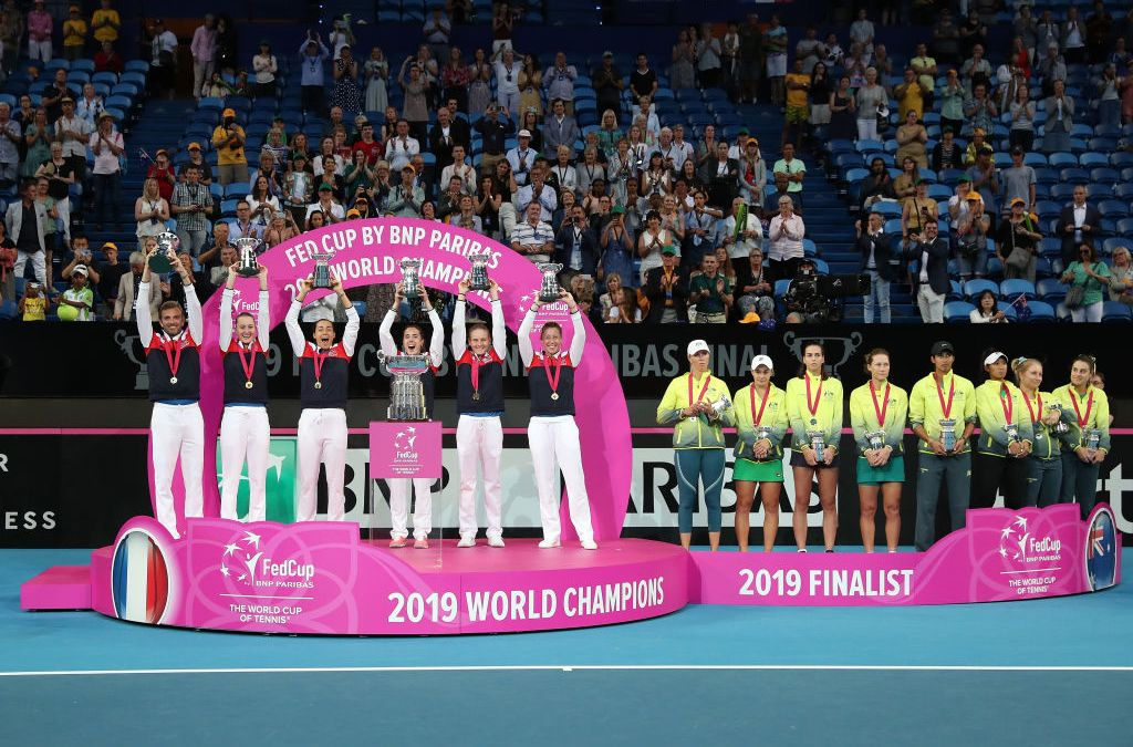 ITF seeks new host for BJK Finals
