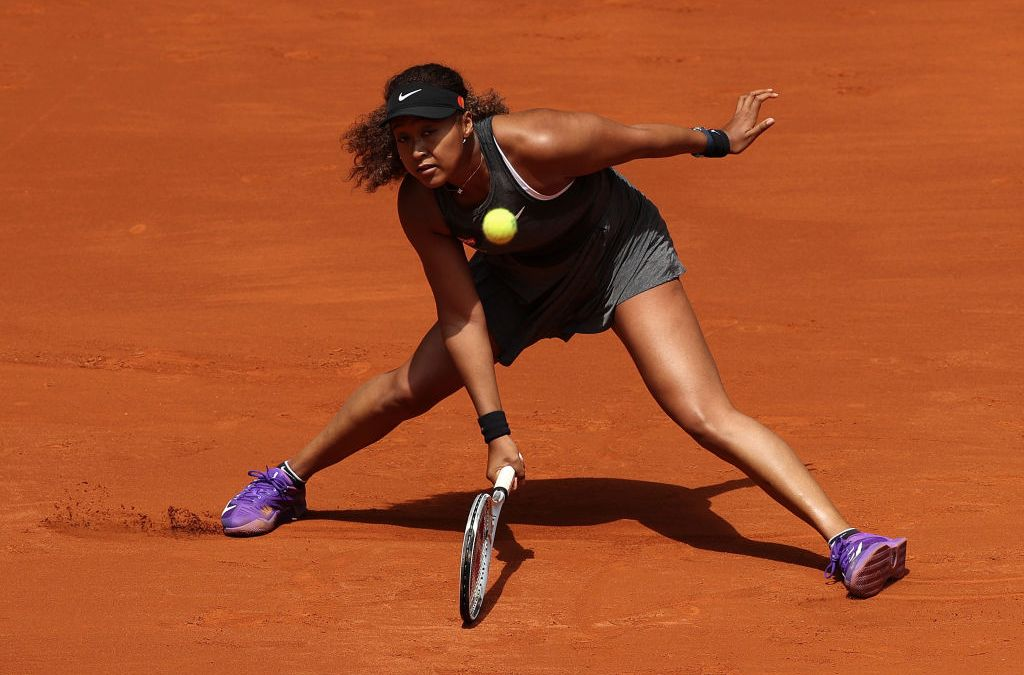 Osaka and Halep get off the mark in Madrid