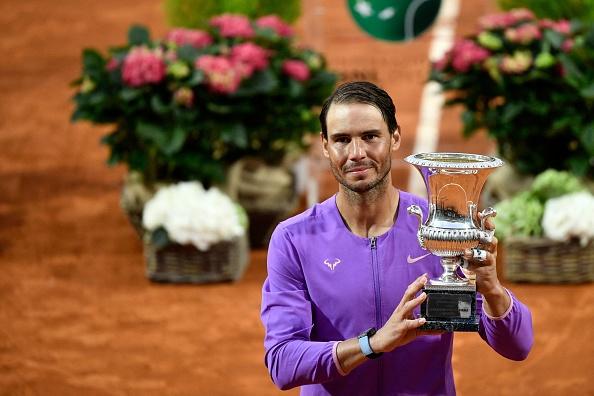 Rafa regains Rome crown