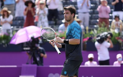 Norrie or Draper set to reach Queen's semi-final place