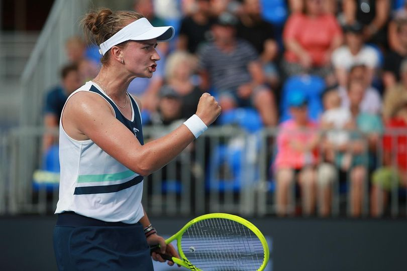 WTA Tour round-up: Last 8s in Prague, Lausanne and Budapest