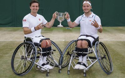 Hewett, Reid and Whiley improve their Wimbledon title hauls