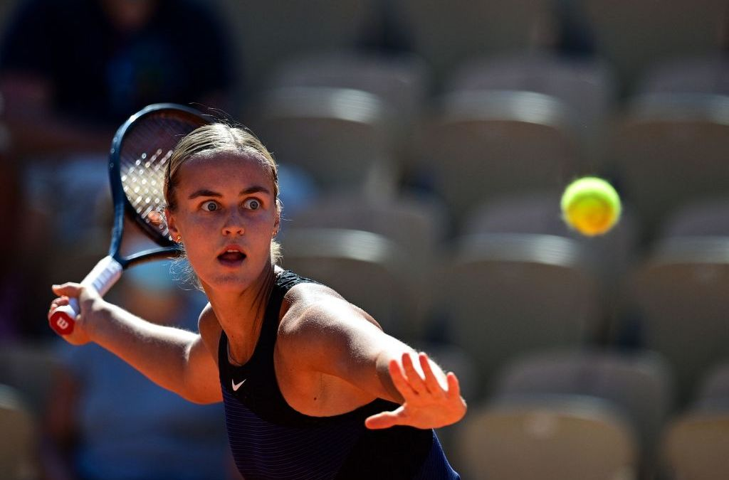 WTA Roundup: Gdynia and Palermo get under way