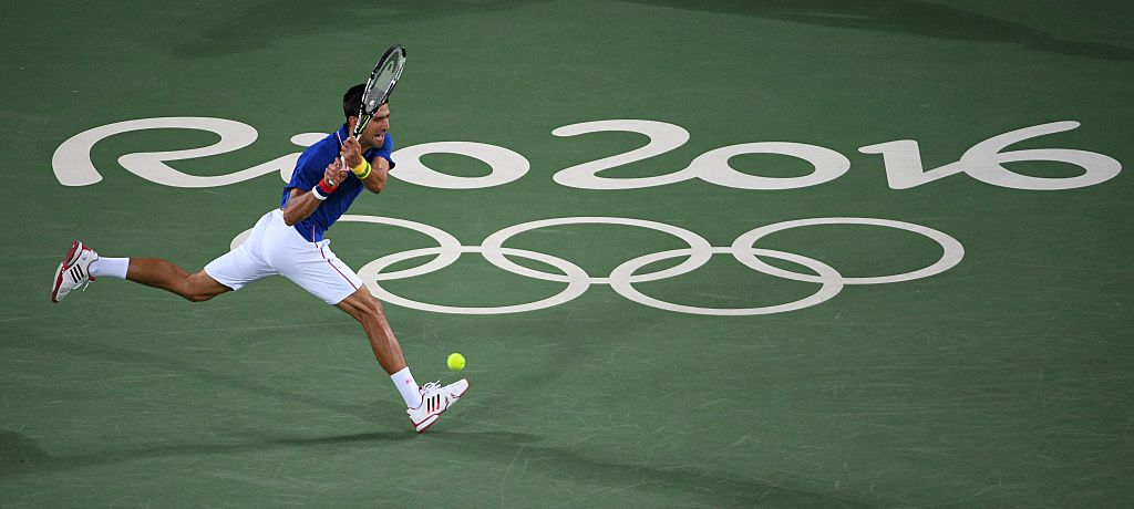 It's a go for Djoko, seeking the Golden Slam at Tokyo 2020