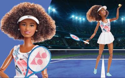 The Naomi Osaka Barbie Doll sells out