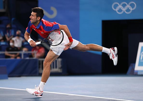 Djokovic edges closer to Olympic Gold