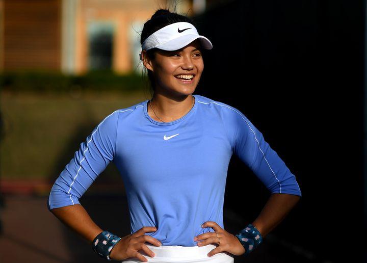 Raducanu set to play San José WTA 500