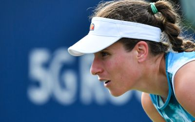 Konta withdraws from Montréal as Andreescu falls to Jabeur