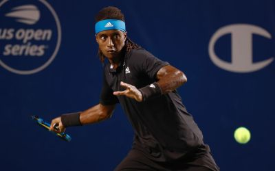 Ymer takes out Alcaraz to meet Ivashka in Winston-Salem final