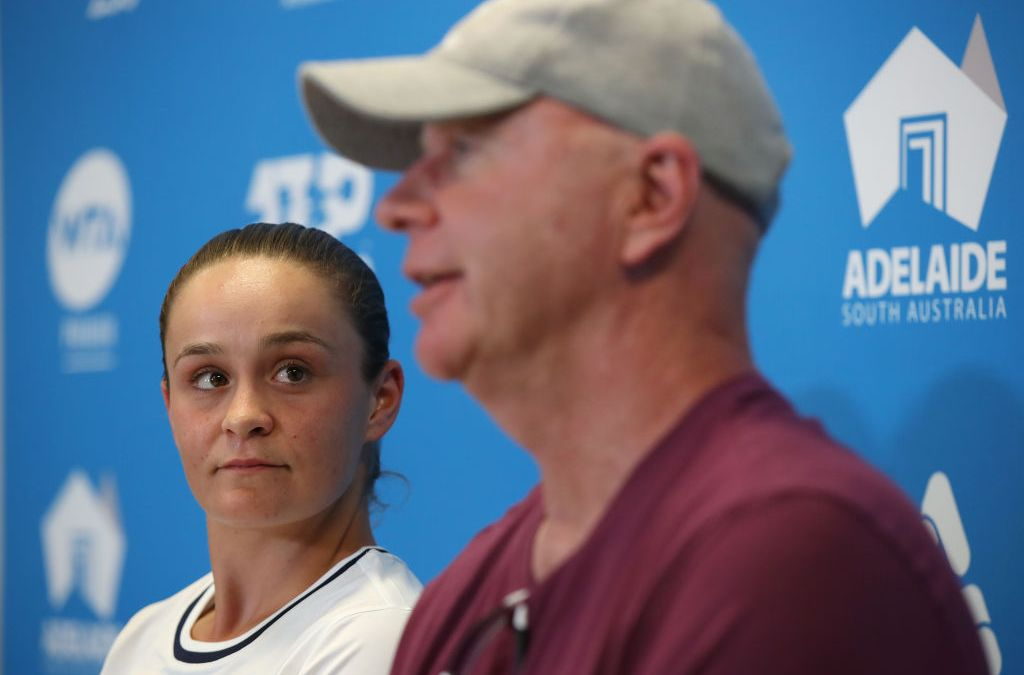 Tyzzer admits decision may have impacted Barty loss at US Open
