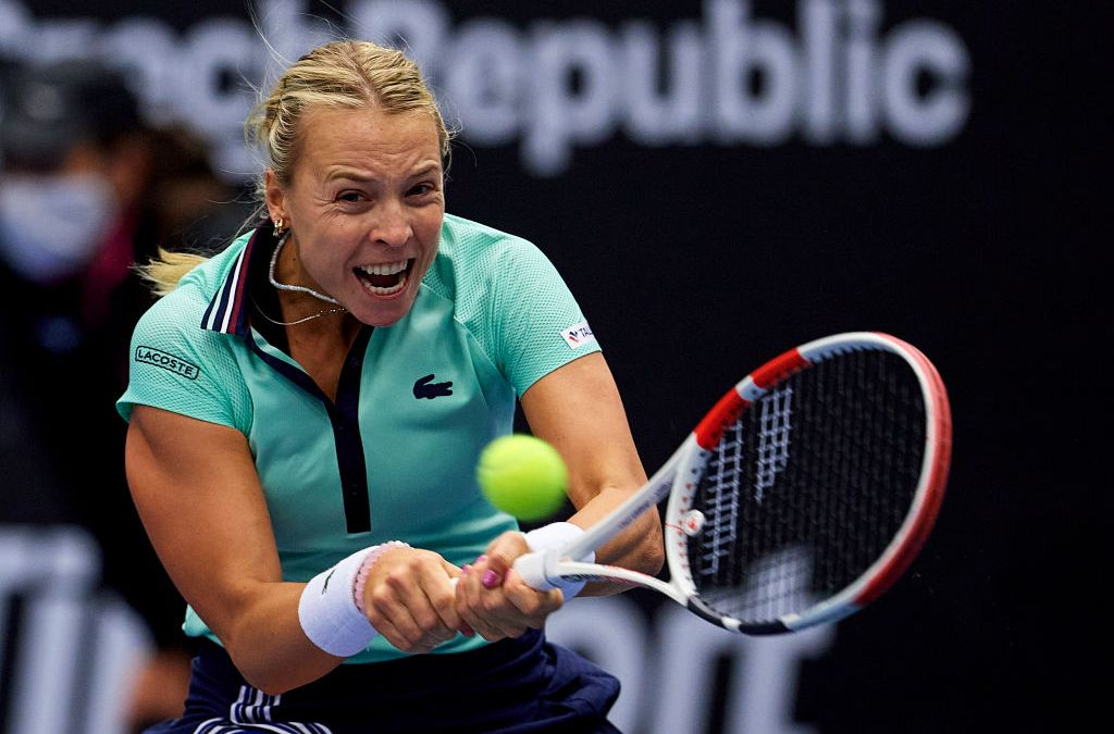 Kontaveit, Badosa and Sorribes Tormo among early winners in Ostrava