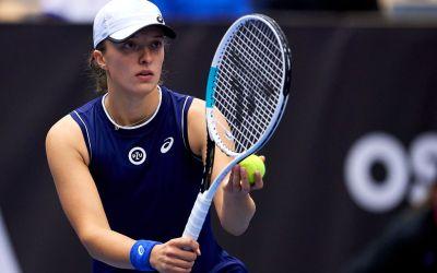 Swiatek to meet Sakkari as Kvitova faces Kontaveit in Ostrava semi-finals