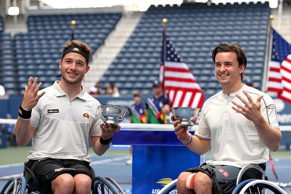 Hewett and Reid complete historic calendar Grand Slam