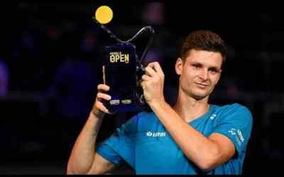 Hurkacz collects fourth title