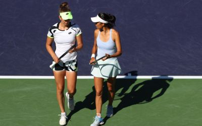 Doubles finalists decided at Indian Wells