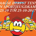 Holland tennis organiseert herfst tenniskamp (Haarlem)