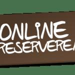 Online baanreserveren nu mogelijk