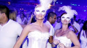BBB-zaterdagavond: White Sensation
