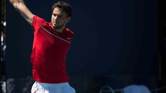 Grigor Dimitrov US Open