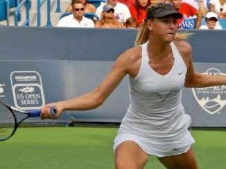 Watch the Maria Sharapova v Ashleigh Barty Live Streaming WTA Cincinnati