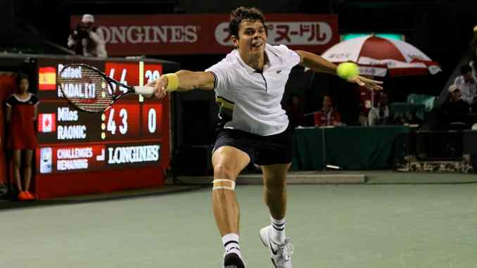 Milos Raonic Injured Again & Withdraws from Japan Open