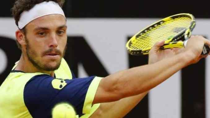 Watch the Marco Cecchinato v Marton Fucsovics Live Streaming from ATP Munich Open