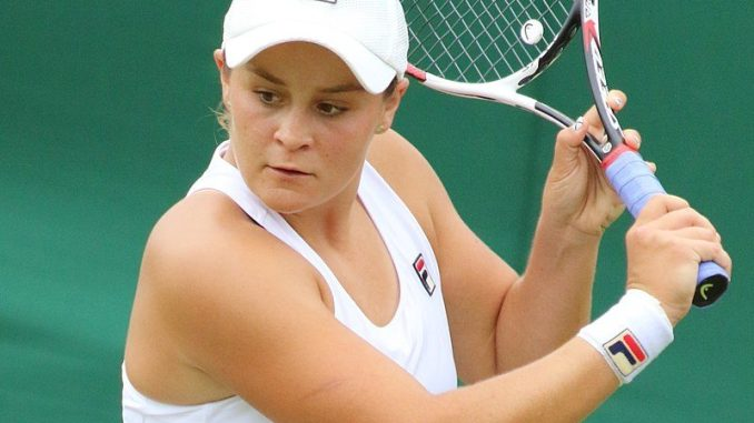 Ash Barty v Petra Kvitova live streaming