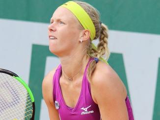 Watch the Kiki Bertens v Saisai Zheng WTA Zhuhai