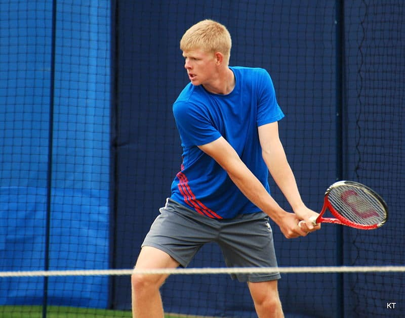 Kyle Edmund Knocked Out by Tsonga in the Second Round