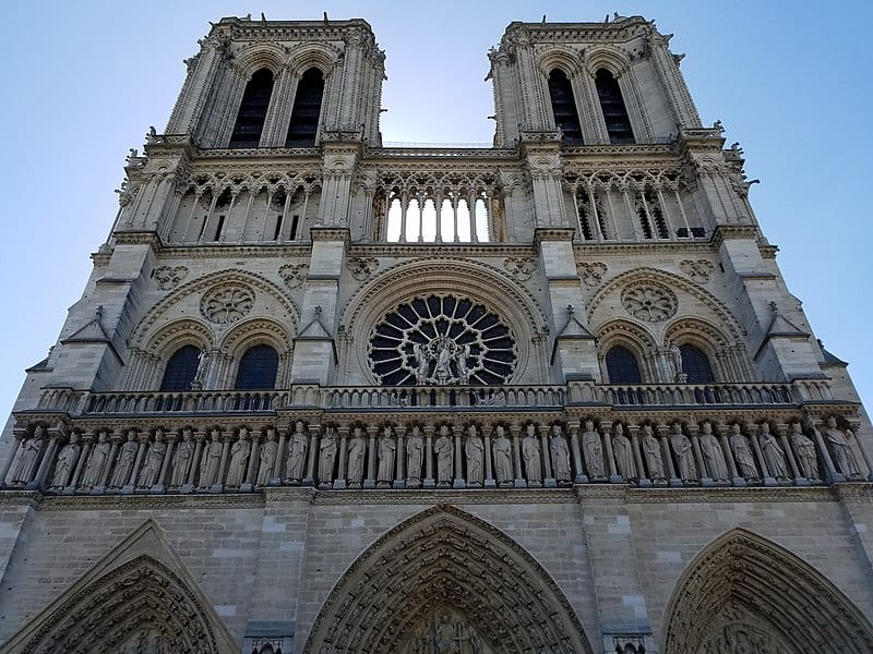 Visit the Notre Dame Cathedral in Paris