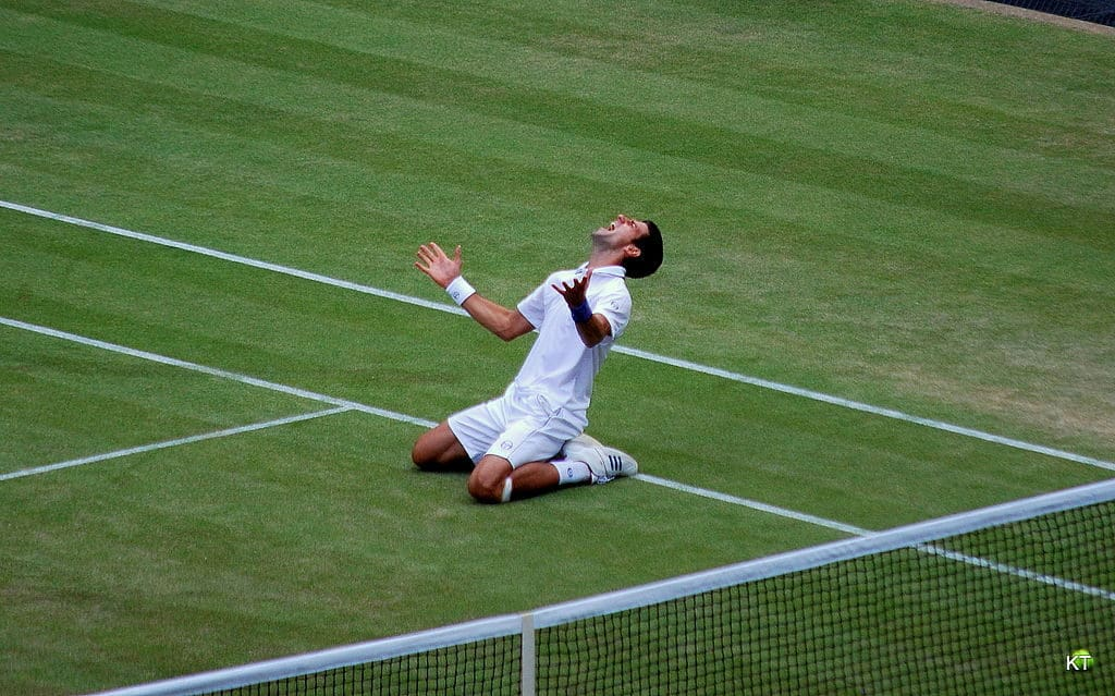 Novak Djokovic Will Start off as Wimbledon Defending Champion