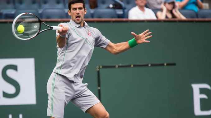 Novak Djokovic has made it to the Madrid Masters quarter-final