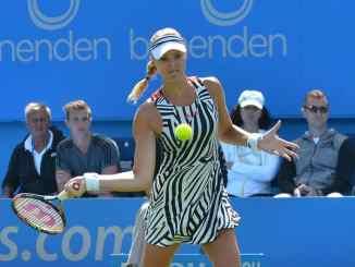 Kristina Mladenovic v Anna-Lena Friedsam live streaming