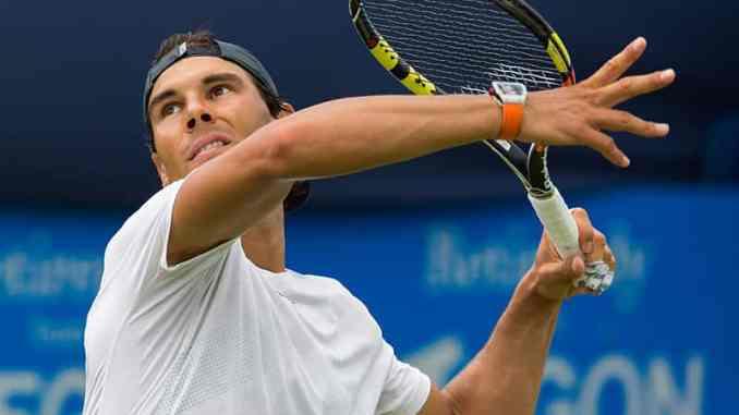 Rafael Nadal v Miomir Kecmanovic live streaming