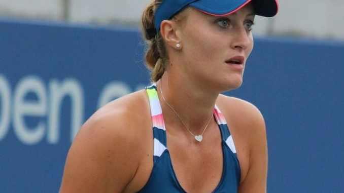 Anastasija Sevastova v Kristina Mladenovic live streaming and predictions