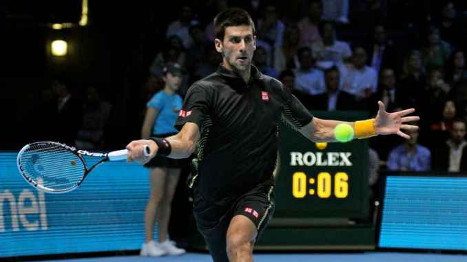 Novk Djokovic advanced to the Australian Open 2020 quarterfinal