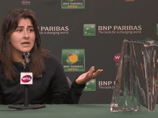 Watch the Bianca Andreescu v Elise Mertens Live Streaming