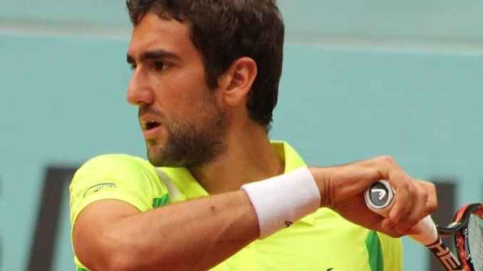 Marin Cilic v Hubert Hurkacz Live Streaming Paris Masters