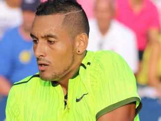 Kyrgios' Injury for ATP Cup