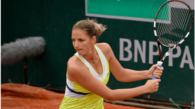 Karolina Pliskova v Marketa Vondrousova live streaming and predictions