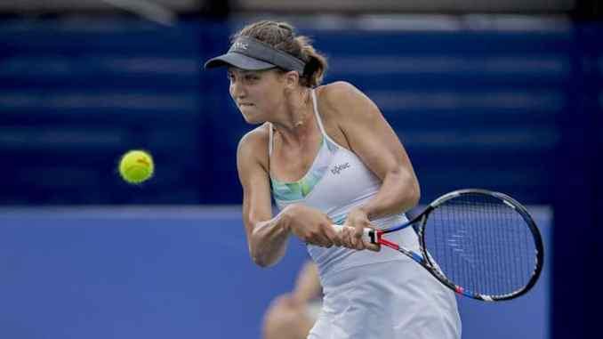 Watch the Patricia Maria Tig v Elena Rybakina Live Streaming WTA Bucharest Final