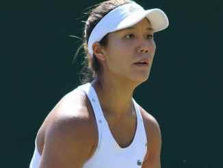 Jelena Ostapenko v Kristie Ahn live streaming at the US Open 2019