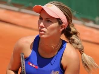 Danielle Collins rips into Novak Djokovic's stance